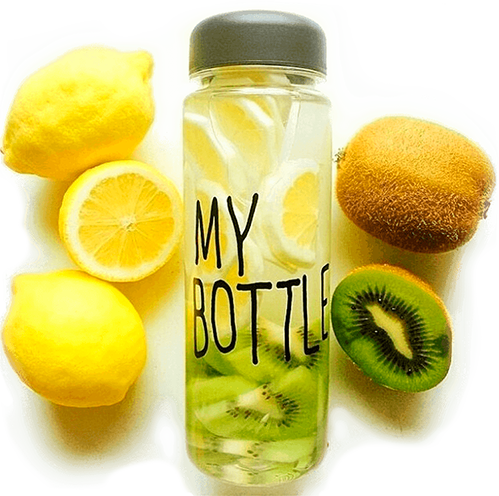 Sticla my bottle detox